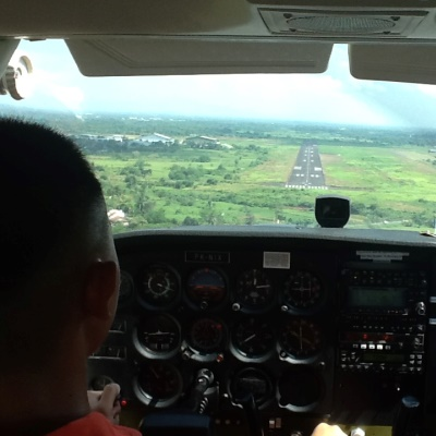 Nusa Flying School Latihan