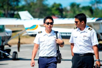All Asia Aviation Academy Cadet