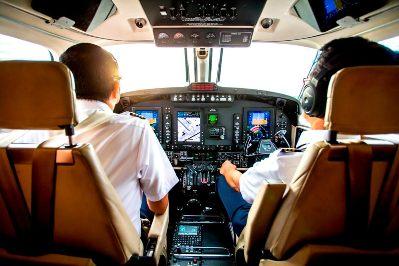 All Asia Aviation Academy Cockpit