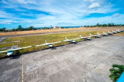 All Asia Aviation Academy Fleet