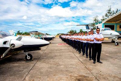 All Asia Aviation Academy Runway