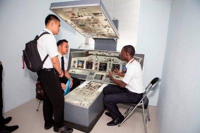 All Asia Aviation Academy Simulator