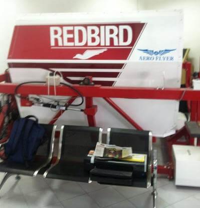 Aero Flyer Institute Redbird Simulator