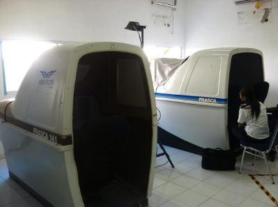 Aero Flyer Institute Simulator