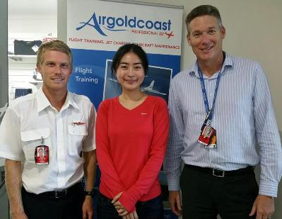 Air Gold Coast Cadet & Instructor