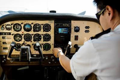 Air Gold Coast Cockpit