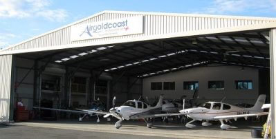 Air Gold Coast Hangar
