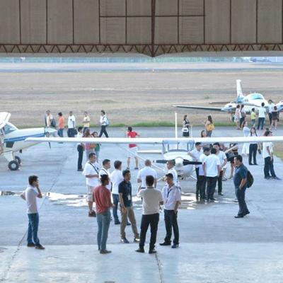 Airworks Aviation Academy Hangar