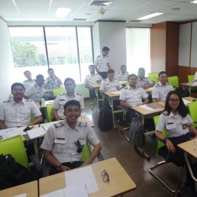 Alfa Flying Classroom