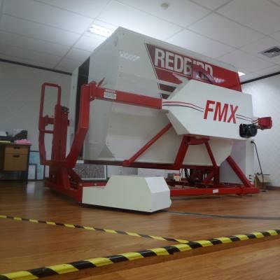 Alfa Flying Redbird Simulator
