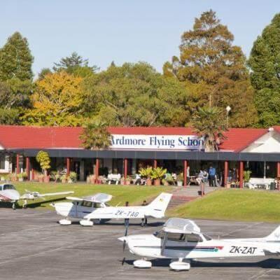 Ardmore Flying School Runway