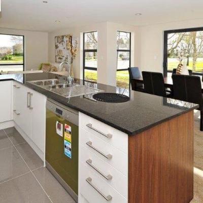 Ardmore Flying School Housing Kitchen