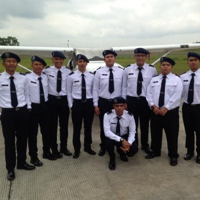Dirgantara Pilot School Cadet