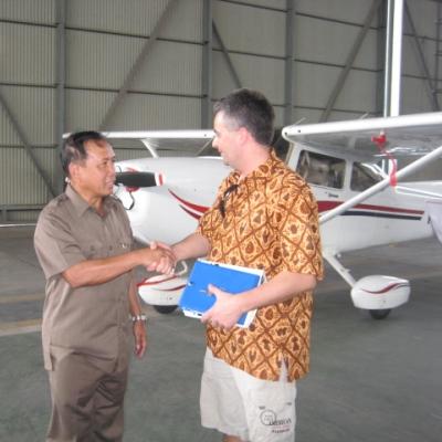 Dirgantara Pilot School Instructor