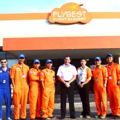 Flybest Flight Academy Cadet n Instructor