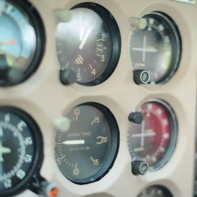 Genesa Flight Cockpit