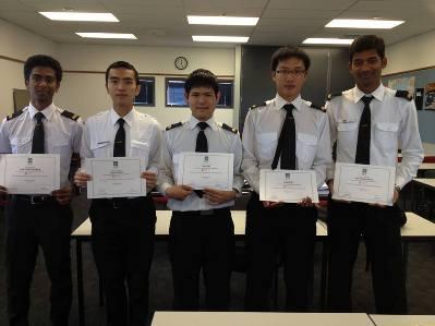 IAA NZ Cadet Graduation