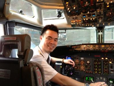 IAA NZ Cadet at Cockpit