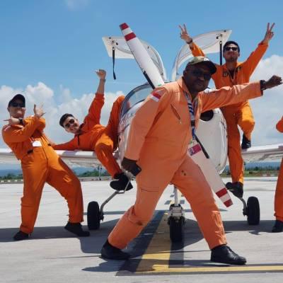 Lombok Institute of Flight Technology Cadet