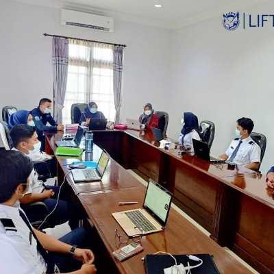 Lombok Institute of Flight Technology Classroom