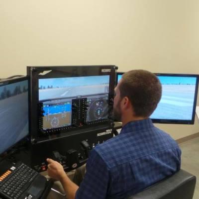 Lombok Institute of Flight Technology Simulator