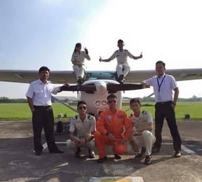 Nusa Flying School Cade 3