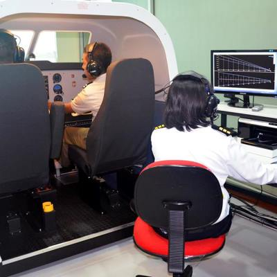 Nusa Flying School Simulator