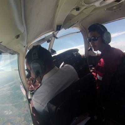 Perkasa Flight School Cadet Flying