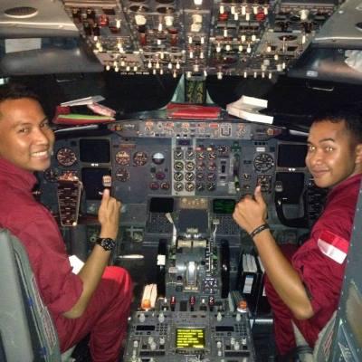 Perkasa Flight School Simulator