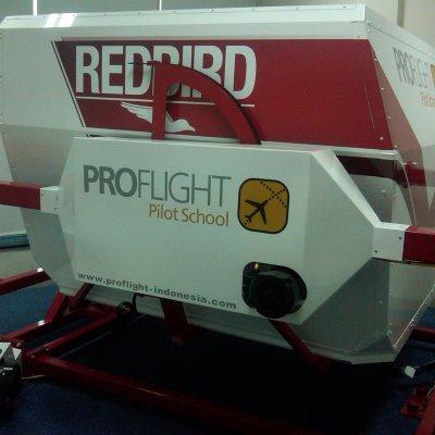 Proflight Pilot Redbird Simulator