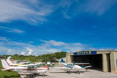 Royhle Flight Training Hangar