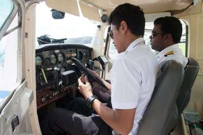 Royhle Flight Training Fleet Cockpit