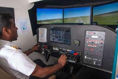 Royhle Flight Training Simulator