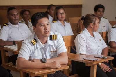 Royhle Flight Training Classroom